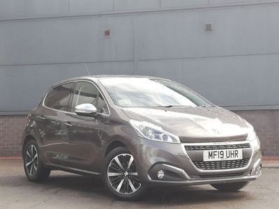 used Peugeot 208 1.2 Puretech 82 Tech Edition 5Dr [Start Stop]