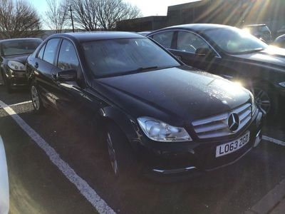used Mercedes C220 C Class 2.1CDI SE (Executive) 7G-Tronic Plus 4dr