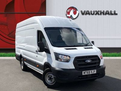 used Ford Transit 2.0 EcoBlue 130ps H3 Leader Van