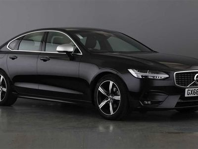 used Volvo S90 D4 R-Design Automatic ( Adaptive Cruise Control, Rear Park Assist )