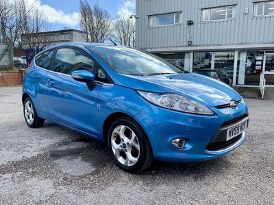 used Ford Fiesta 1.6 TDCi Zetec 3dr