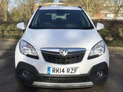 used Vauxhall Mokka Estate 1.7 CDTi Tech Line 5d