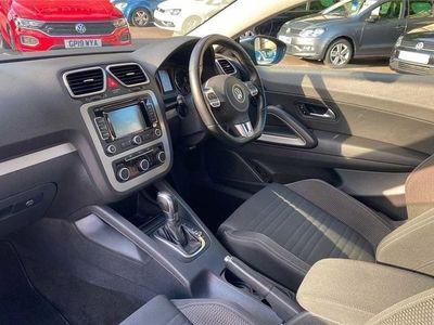 used VW Scirocco 1.4 TSI DSG 160PS 3Dr Coupe Semi Auto
