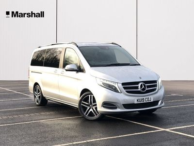 used Mercedes V220 V Classd Sport 5dr Auto [Long]
