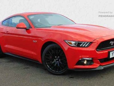 used Ford Mustang GT  5.0 V8 [Custom Pack] 2dr Auto