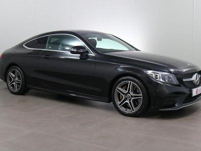 used Mercedes C300 C ClassD Amg Line Premium Auto 2-Door