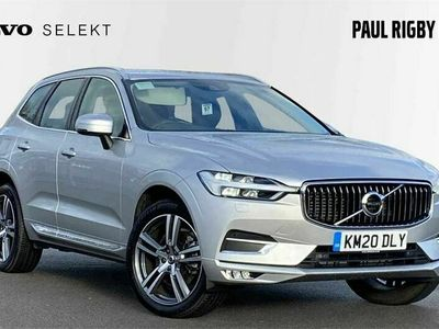 used Volvo XC60 2.0 B4D Inscription 5dr AWD Geartronic