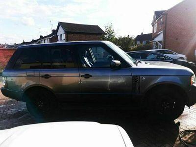 used Land Rover Range Rover 4.4 TD V8 Vogue SE 5dr