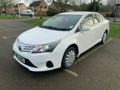used Toyota Avensis 2.0 D-4D Active 4dr