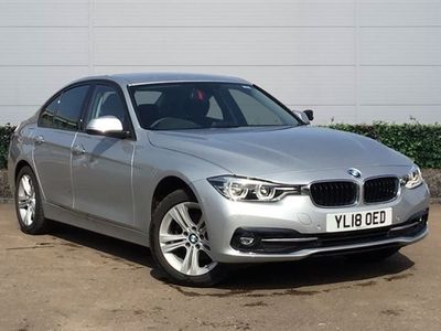 used BMW 318 3 Series d Sport 4dr Saloon