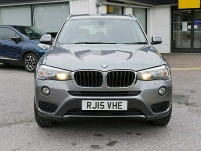 used BMW X3 xDrive20d SE 5dr Step Auto