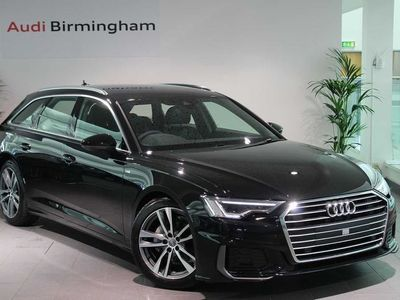 used Audi A6 Diesel 40 TDI S Line 5dr S Tronic Estate 2019