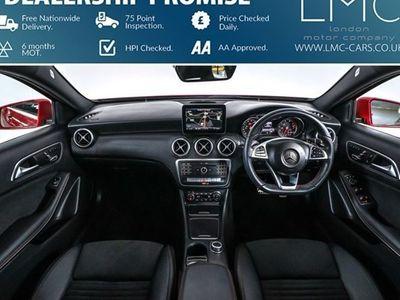 used Mercedes A160 A-Class HatchbackAMG Line Premium Plus 7G-DCT auto 5d