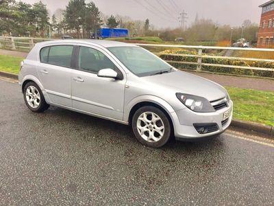 used Vauxhall Astra 1.6 i 16v SXi 5dr