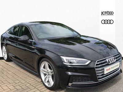 used Audi A5 Sportback 40 TDI S Line 5dr S Tronic diesel