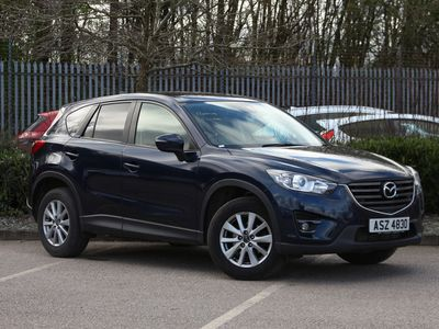 used Mazda CX-5 2017 Winsford 2.2d SE-L Nav 5dr Auto