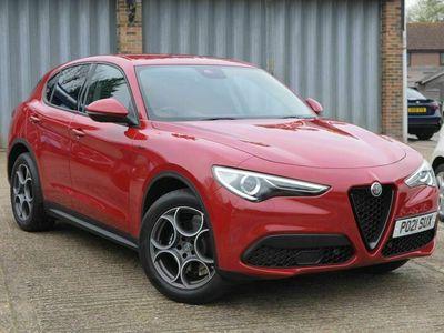 used Alfa Romeo Stelvio 2.0T Sprint Auto Q4 AWD (s/s) 5dr