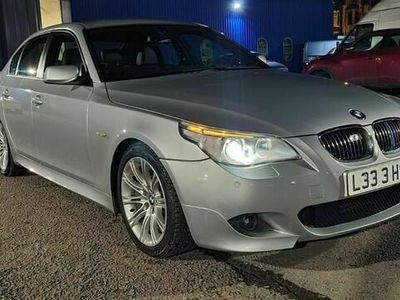 used BMW 525 5 Series 2.0 d Luxury 4dr
