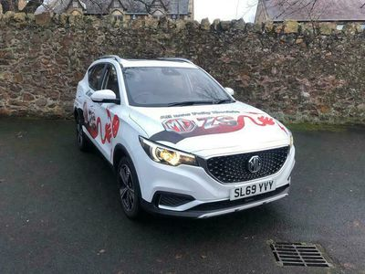 used MG ZS 0.0 EXCLUSIVE
