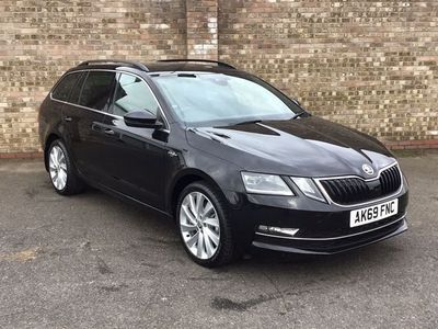 used Skoda Octavia LAURIN AND KLEMENT TDI DSG 2.0 5dr