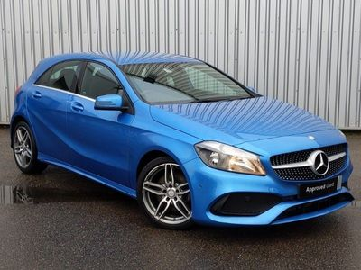 used Mercedes A220 A ClassAMG Line 5dr Auto 2.2