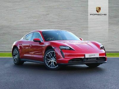 used Porsche Taycan 4S (93KWH) 4dr