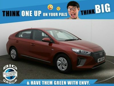 used Hyundai Ioniq SE for sale   Big Motoring World