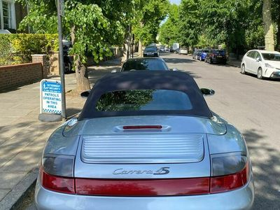used Porsche 911 Carrera 4S Cabriolet 911 3.6 996 AWD 2dr