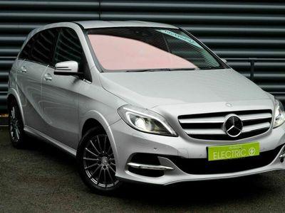 used Mercedes B250e B ClassSport (Premium) 5dr