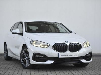 used BMW 118 1 Series 1.5 i Sport (s/s) 5dr