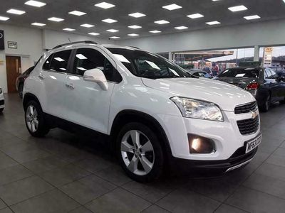 used Chevrolet Trax 1.7 VCDi LT (s/s) 5dr