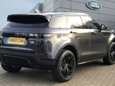 used Land Rover Range Rover evoque 2.0 D180 R-Dynamic SE 5dr Auto