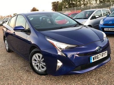 used Toyota Prius 1.8 VVT-h Active CVT (s/s) 5dr