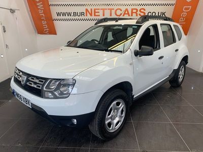 used Dacia Duster 1.5 dCi Ambiance (s/s) 5dr