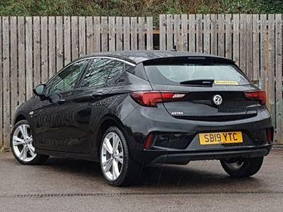 used Vauxhall Astra 1.4T 16V 150 SRi Vx-line Nav 5dr