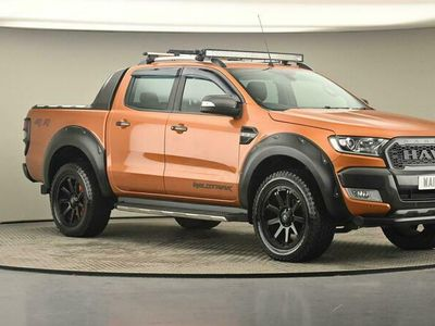 used Ford Ranger Pick Up Double Cab Wildtrak 3.2 TDCi 200 Auto