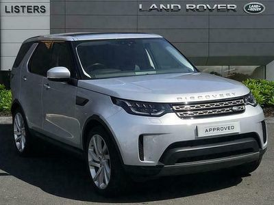 used Land Rover Discovery 3.0 SDV6 (306hp) Anniversary Edition