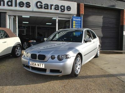 used BMW 318 Compact 3 Series 2.0 ti Sport 3dr