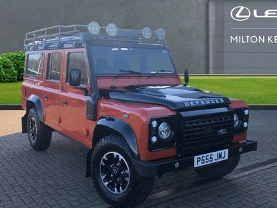 used Land Rover Defender 110 2.2 D Adventure Edition Station Wagon 5dr