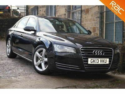 used Audi A8 3.0 TDI SE Executive Tiptronic quattro 4dr