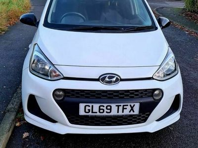 used Hyundai i10 1.0 Play 5dr