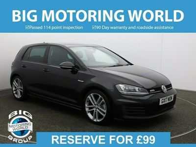 used VW Golf GTD for sale | Big Motoring World