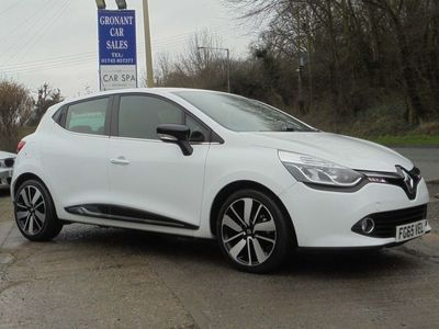used Renault Clio 0.9 TCe Dynamique S Nav (s/s) 5dr