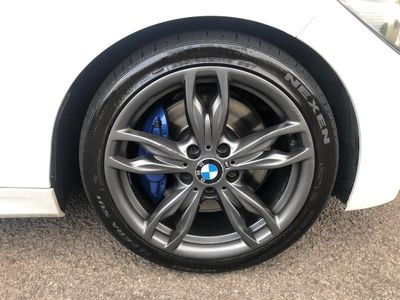 used BMW M135 1 Series i M Performance 5dr Step Auto