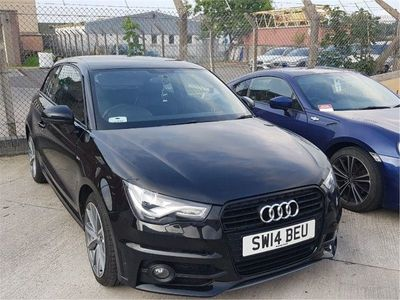 used Audi A1 1.6 TDI S Line Style Edition 3dr