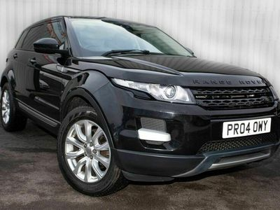 used Land Rover Range Rover evoque 2.2 ED4 Pure 2WD 5dr