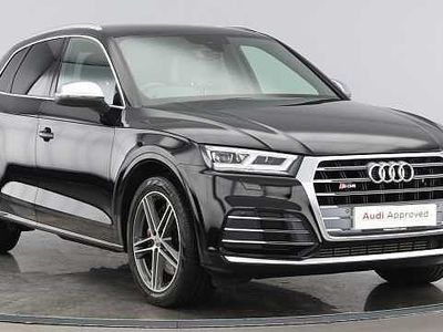 used Audi SQ5 TDI 347 PS tiptronic 3.0 5dr