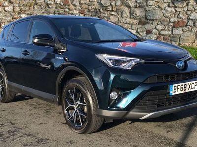 used Toyota RAV4 2.5 Hybrid Design FWD 5-Dr 5dr