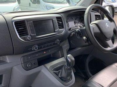 used Citroën Dispatch Van 1.6 BlueHDi 1000 Enterprise M SWB EU6 6dr