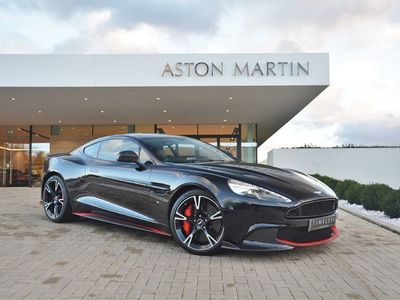 used Aston Martin Vanquish S Coupe 2017